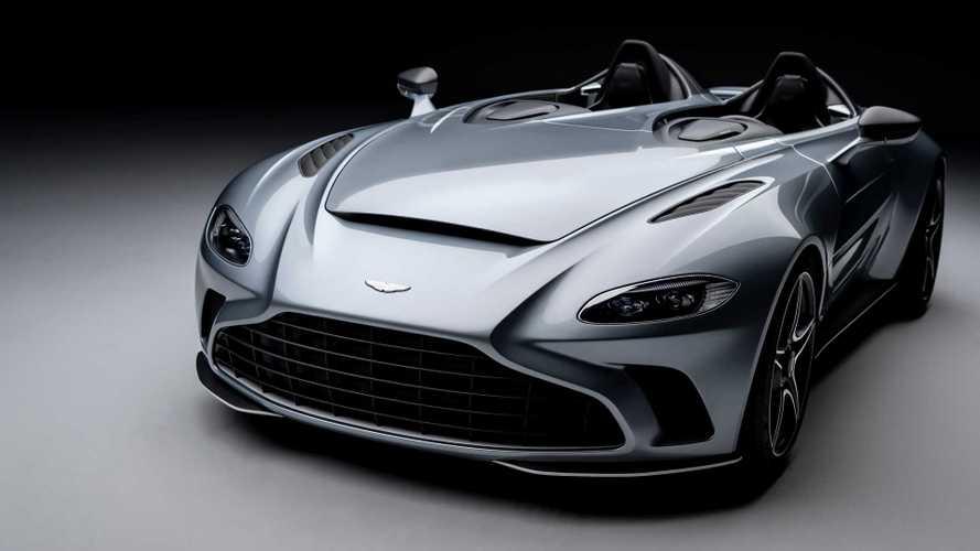 Эксклюзивный спидстер Aston Martin лишили и крыши, и бардачка
