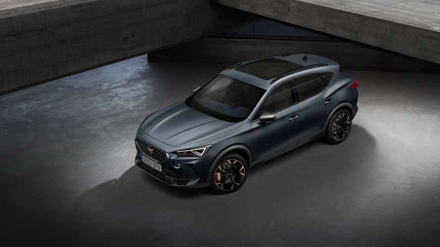 SEAT Confirms Cupra Tavascan Electric Sports Crossover Will Launch In 2024