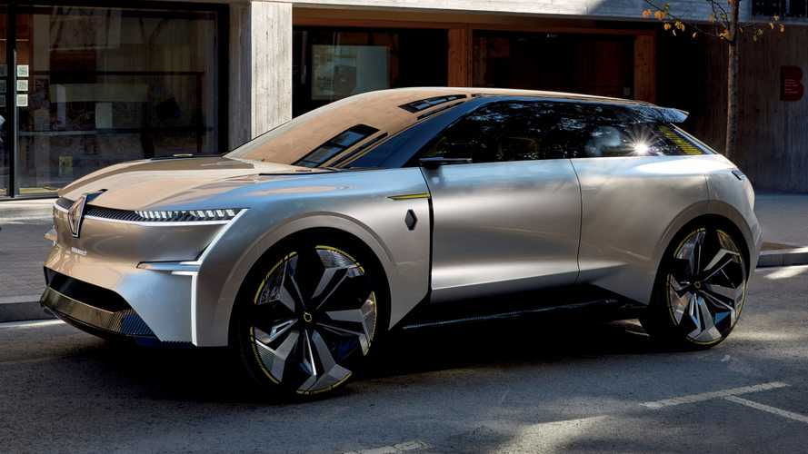 Renault Morphoz Concept Foretells Brand's Electric Future