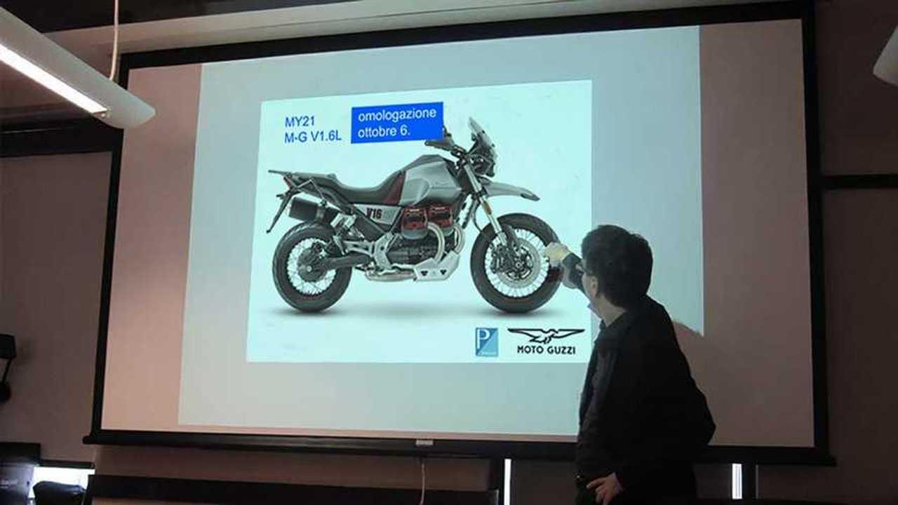 Moto Guzzi V16 TT