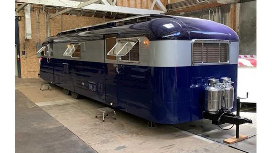 Una de las caravanas más lujosas del mundo, a subasta en enero