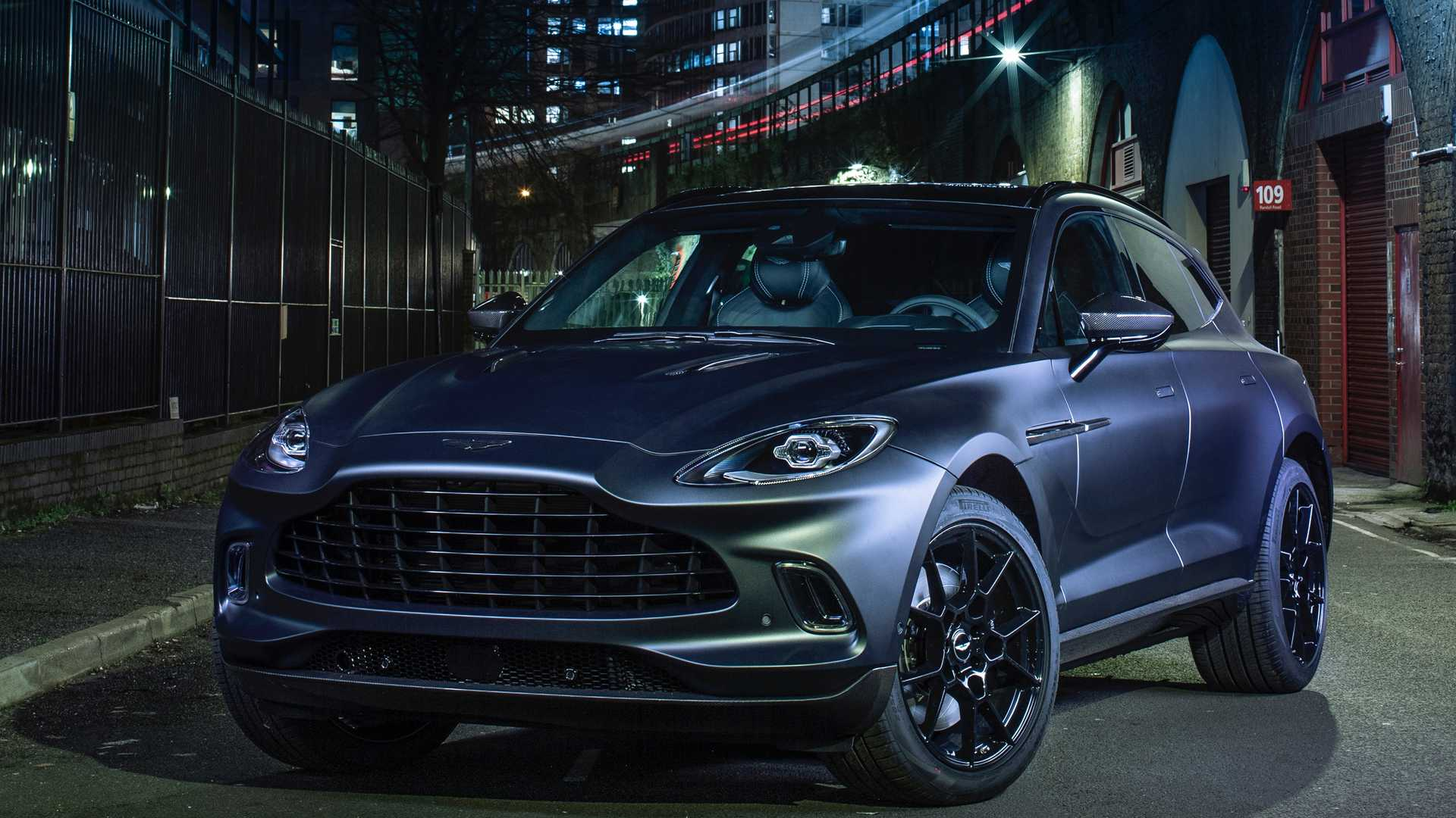 Aston Martin Dbx By Q Is The Bespoke Suv You Ve Been Waiting For