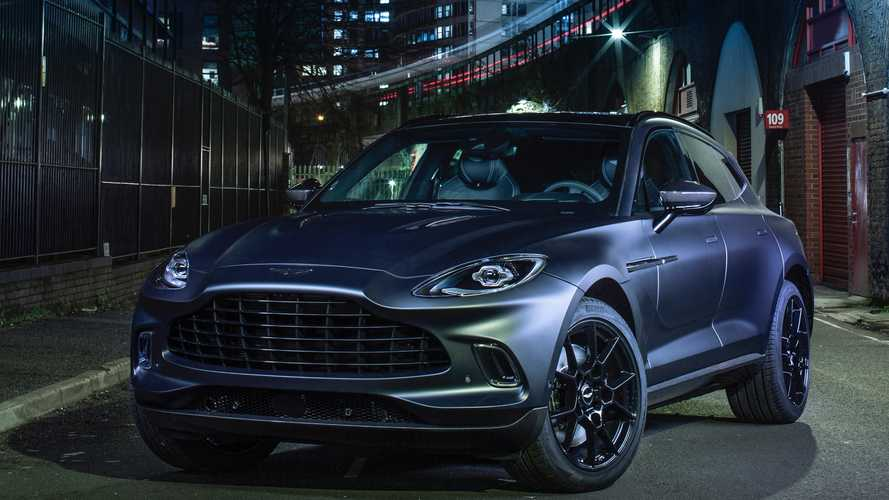 Aston Martin DBX By Q Is The Bespoke SUV You've Been Waiting For