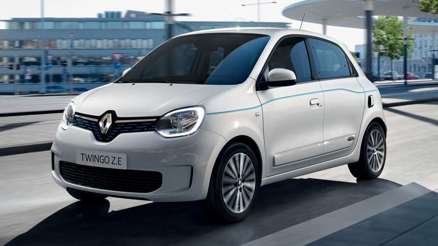 Renault Twingo Z.E. revealed with 112 miles of city range