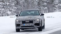 New Jaguar F-Pace Spy Photos