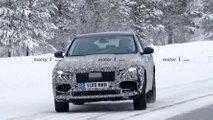 Yeni Jaguar F-Pace casus fotoğraflar