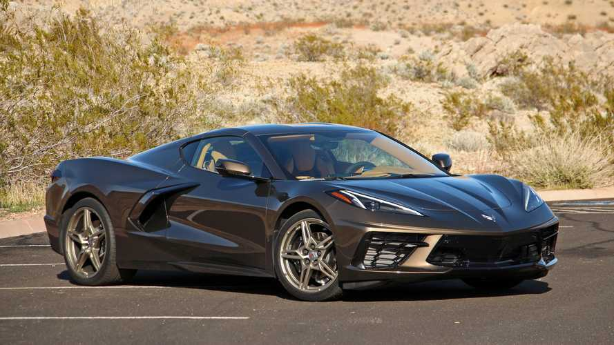 2020 Chevrolet Corvette first drive