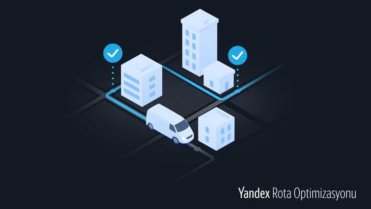 Yandex Rota Optimizasyonu