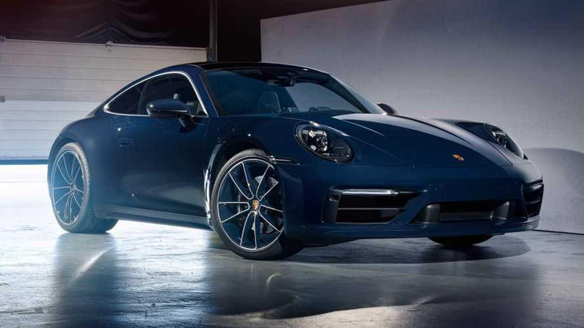 Porsche 911 Belgian Legend Edition zu Ehren von Jacky Ickx