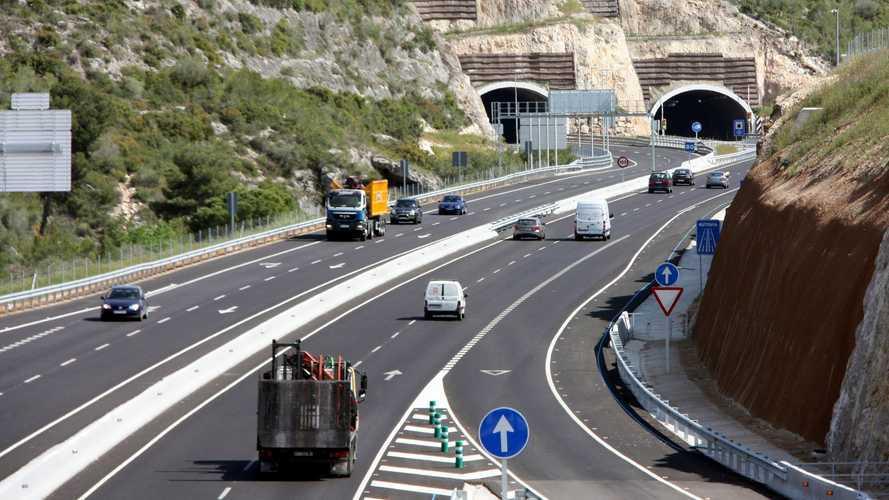 Autostrade, pochi aumenti ai pedaggi nel 2020