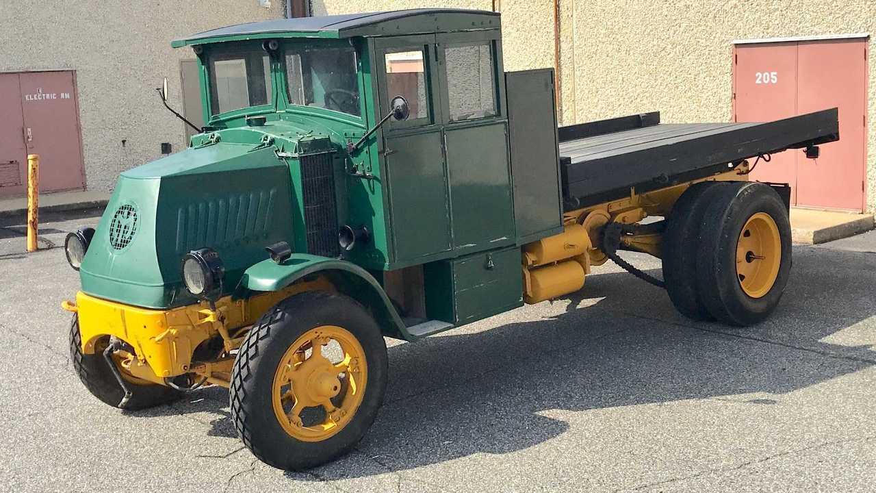 Mack Model AC