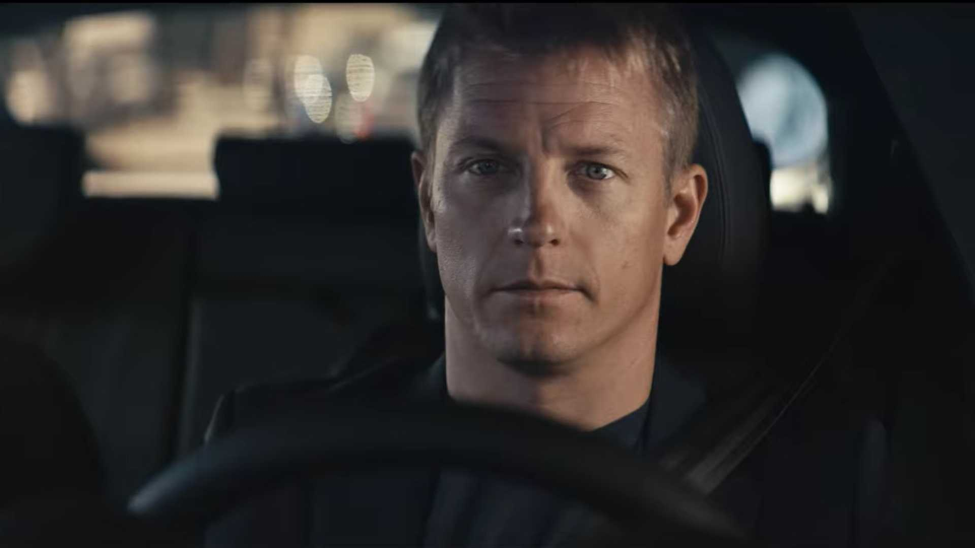 Kimi Raikkonen Cruises Through Monaco In Alfa Romeo Ad