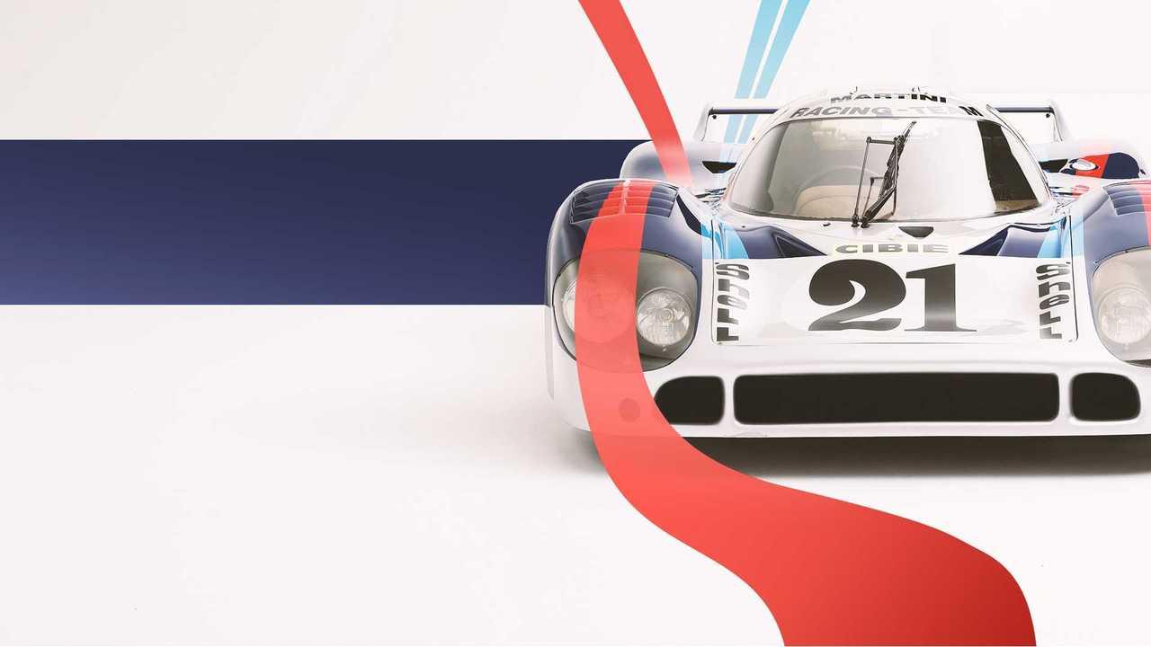 Porsche 917 Top 5 Livery