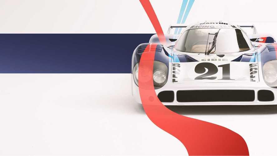 Videó: az 5 legszebb Porsche 917-es festés, a gyártó szerint