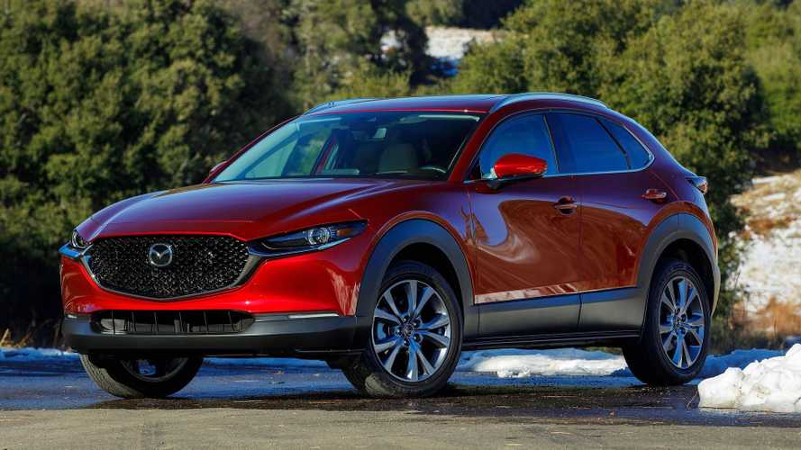 2021 Mazda CX-30 Turbo Coming With $31,000 Price Tag