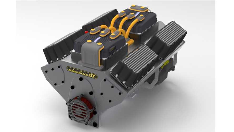 Electric GT Offers EV Crate Motor For Classics
