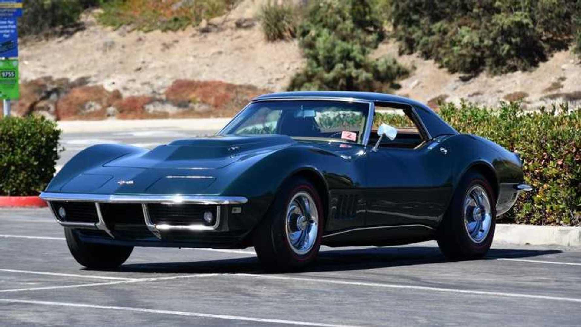 "[""Dual-Top 1968 Chevrolet Corvette L88 Convertible Up For Grabs""]"