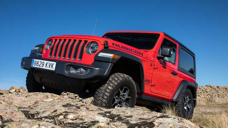 Prueba Jeep Wrangler Rubicon 2020, imparable