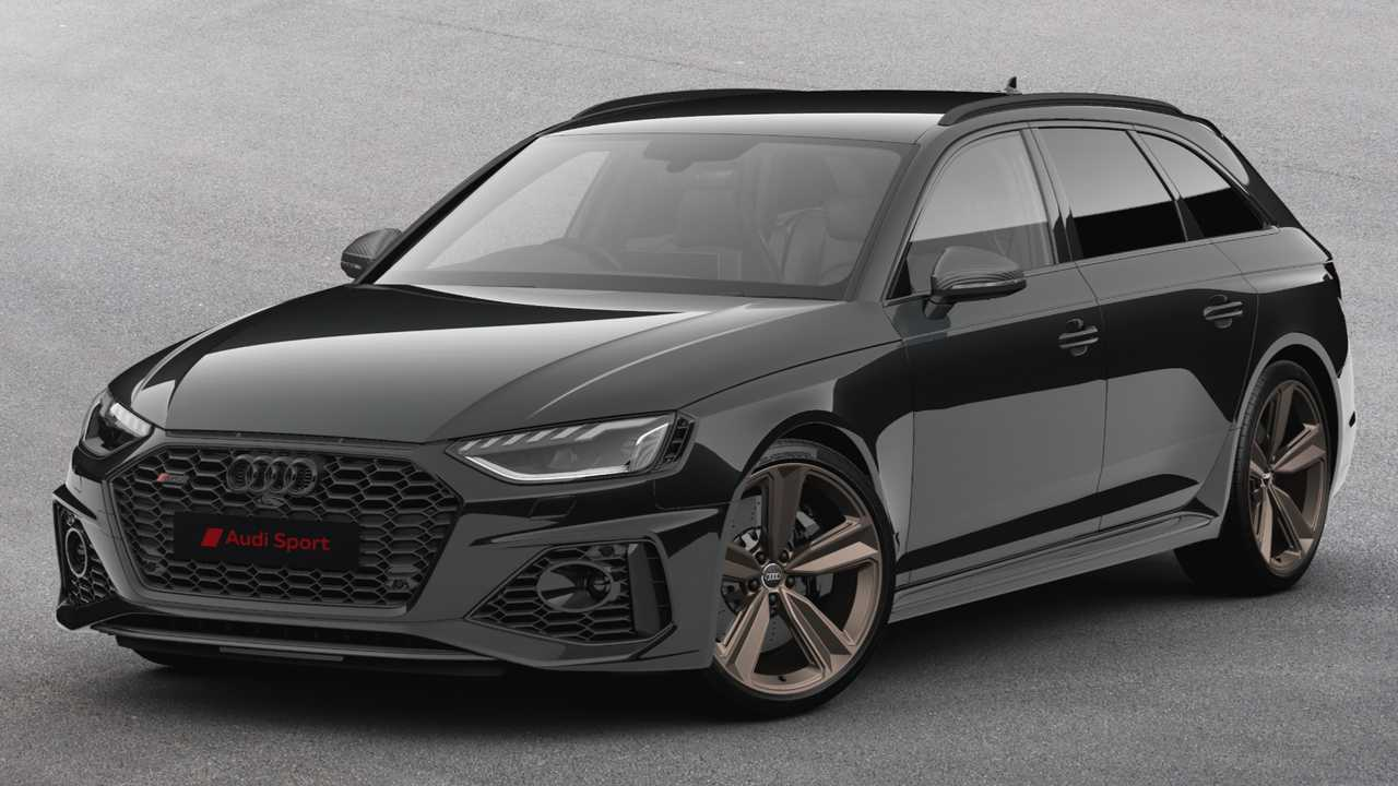 Just 25 of these £82k Audi RS 4 Avants will come to the UK