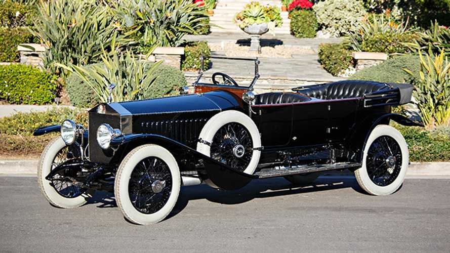 Edwardian Rolls-Royce Highlights 2020 Amelia Island
