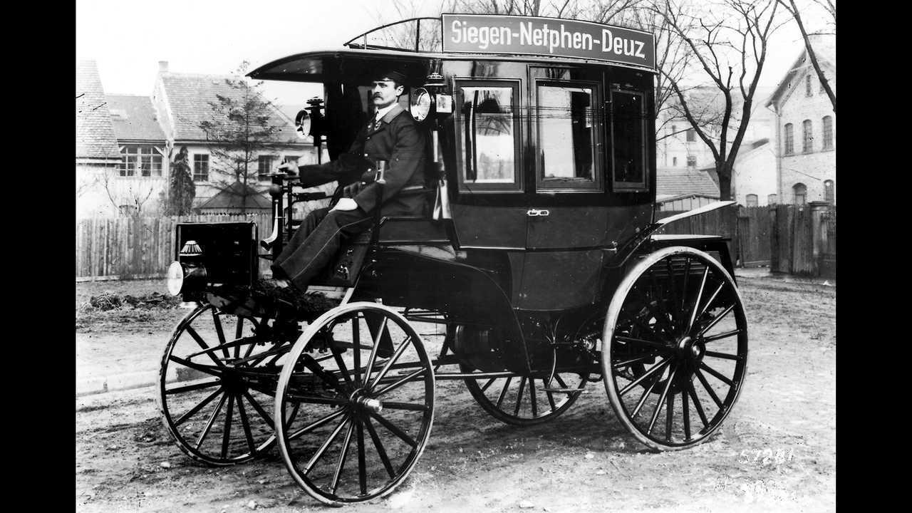 125 Jahre Omnibus