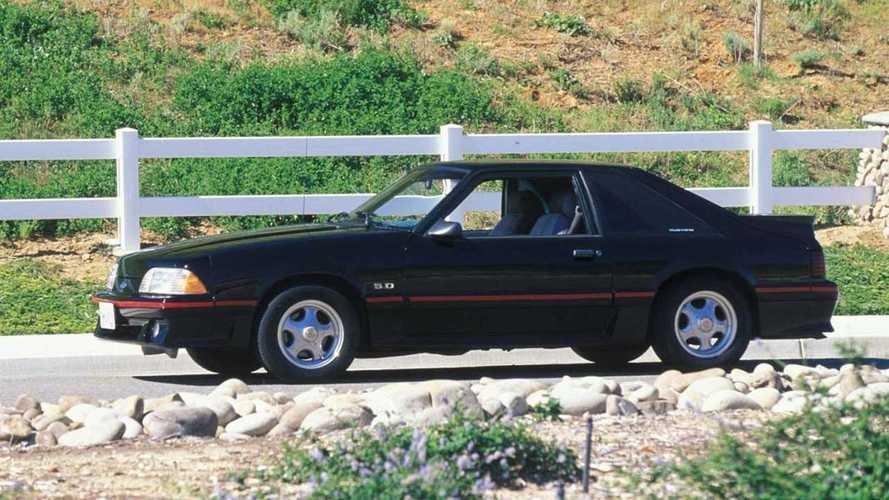Fox-Body Mustang