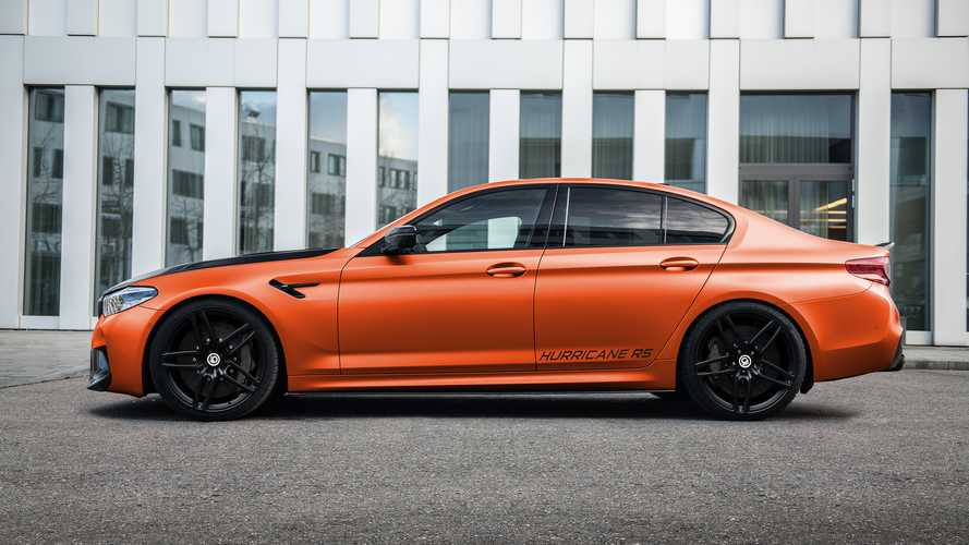 G-Power propulse la puissance de la BMW M5 à 820 ch