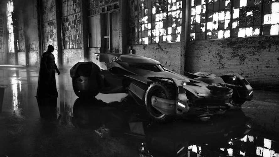 The Next Batmobile Is Supposedly More Muscle Car And Less Tank
