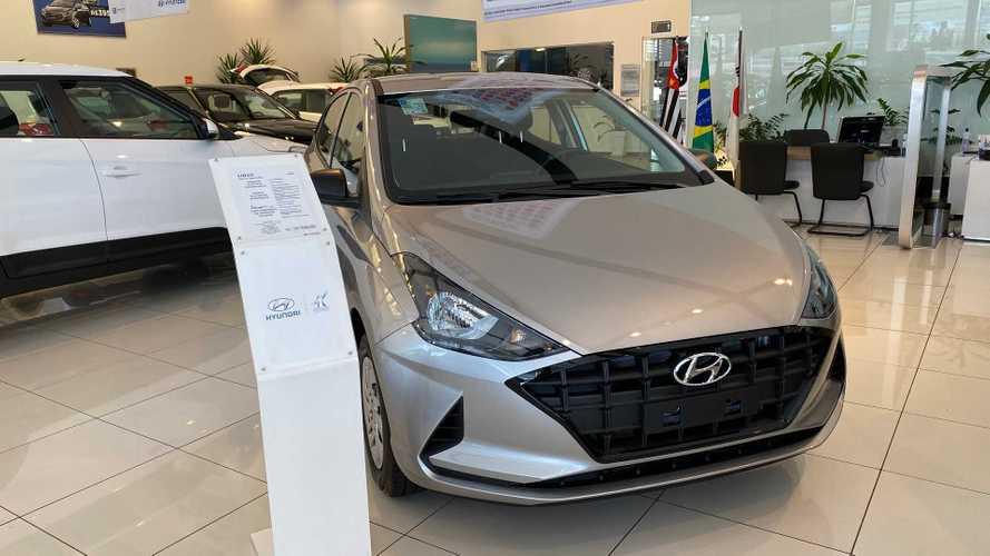 """Hyundai HB20 assume liderança e VW cai para quinto em abril """"maluco"""""""
