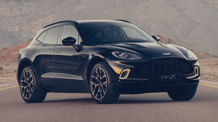 Aston Martin DBX 'Coupe,' seven-seater under consideration