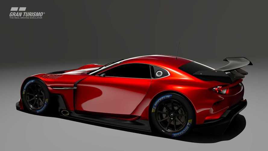 Concursa y podrás conducir el Mazda RX-Vision GT3 Concept