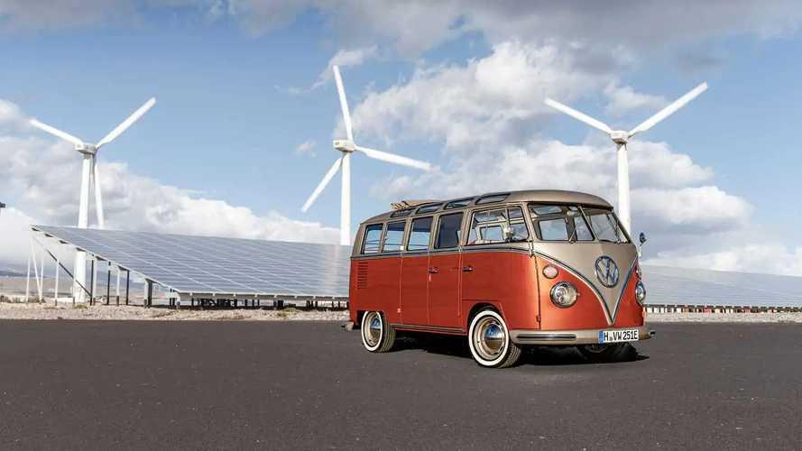 Volkswagen e-Bulli by eClassics