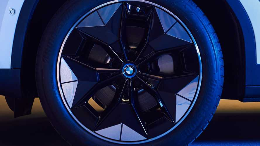 BMW iX3 Aero Wheels Have Wild Look And Increase Range