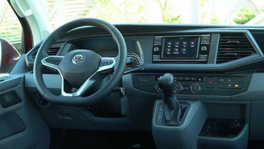 2019 Volkswagen Caravelle Comfortline Bulli| Neden Almalı?