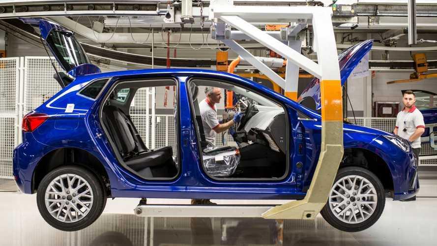 In Spagna chiudono le fabbriche auto