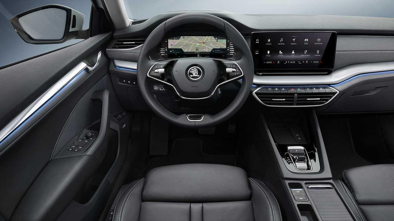 2020 Skoda Octavia Combi 2.0 TDI Evo DSG İlk Sürüş 2
