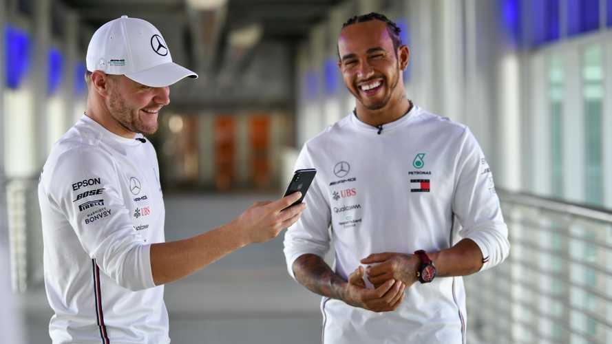 Hamilton, Bottas form 'sensational driver line-up'- Wolff