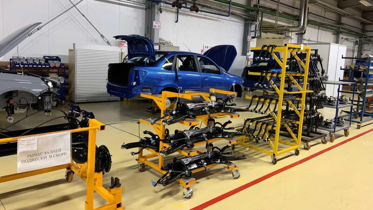 Lada Sport Rosneft 2020
