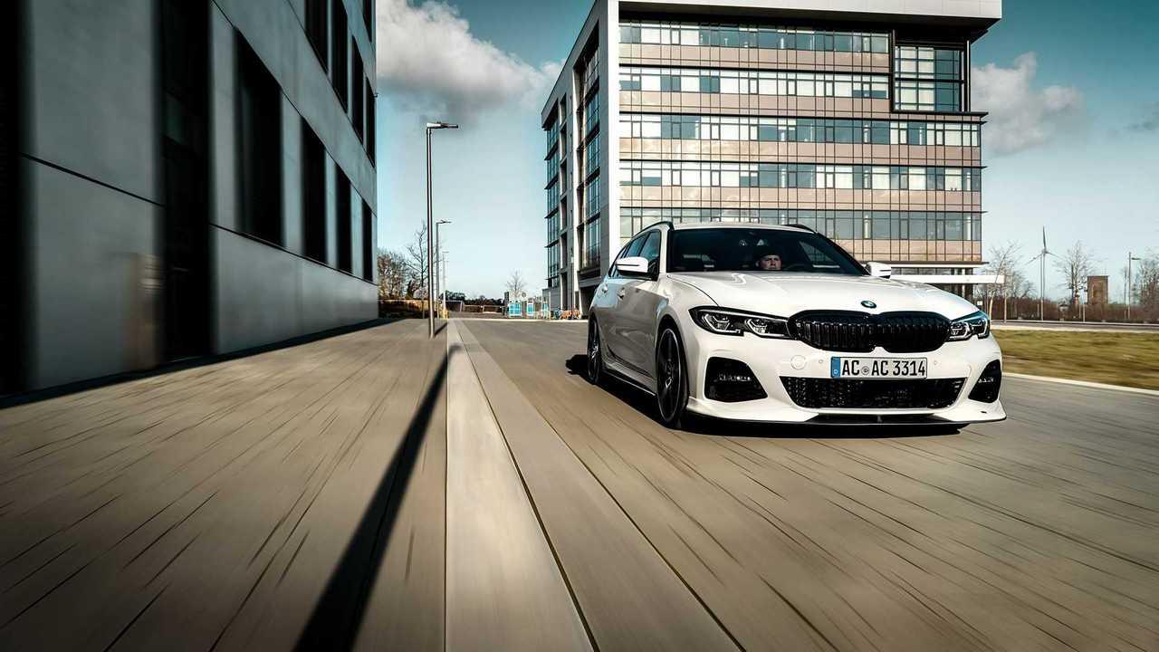 2020 BMW 3 Series Touring от AC Schnitzer