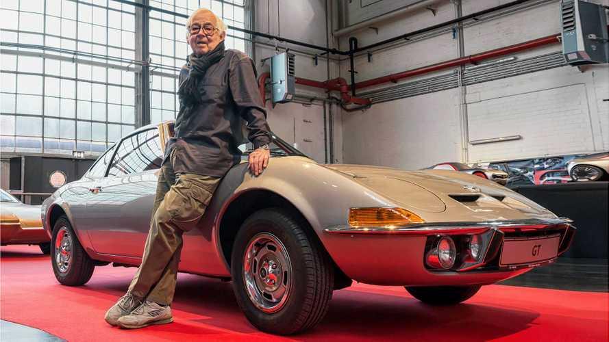 Скончался автор дизайна Opel GT, Calibra и Corsa