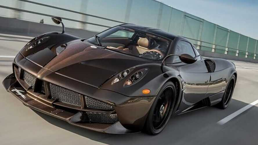 Pagani Huayra Hermes Edition Owner Talks Maintenance Costs