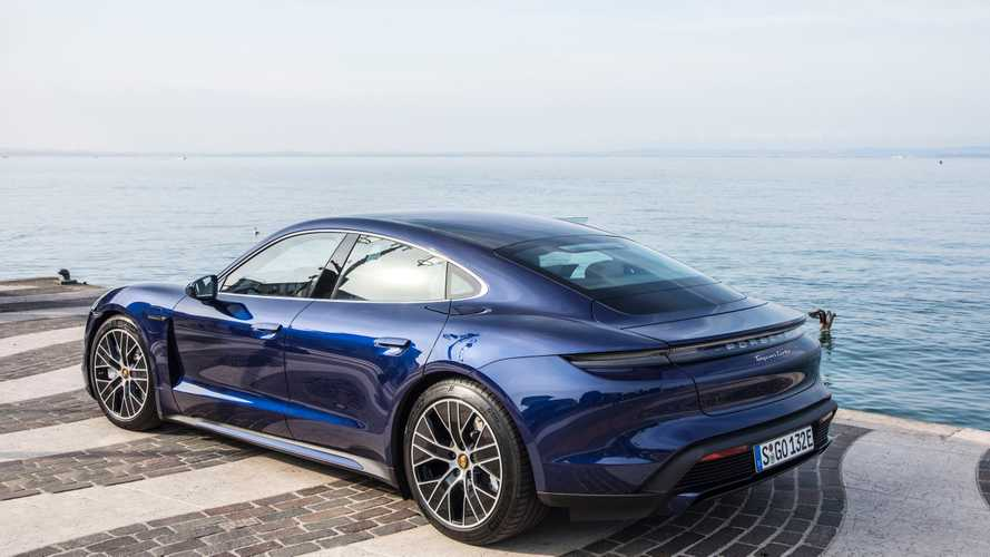 Taycan Becomes The Best Selling Porsche In August