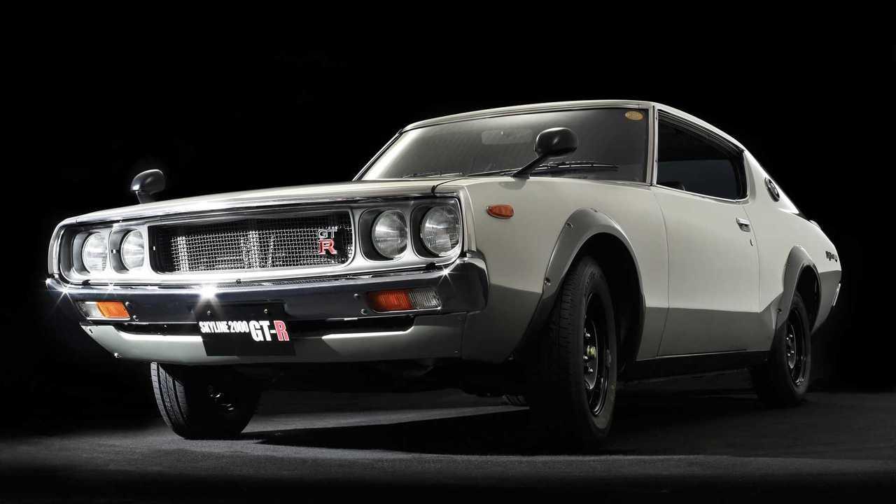 Nissan Skyline 2000 GT-R (PGC110)