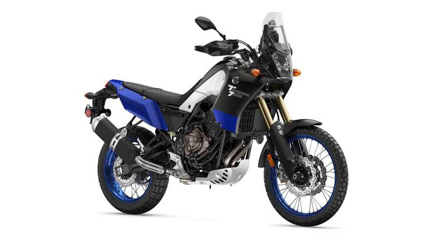 Yamaha Ténéré 700 Wins Worldwide Product Design Award
