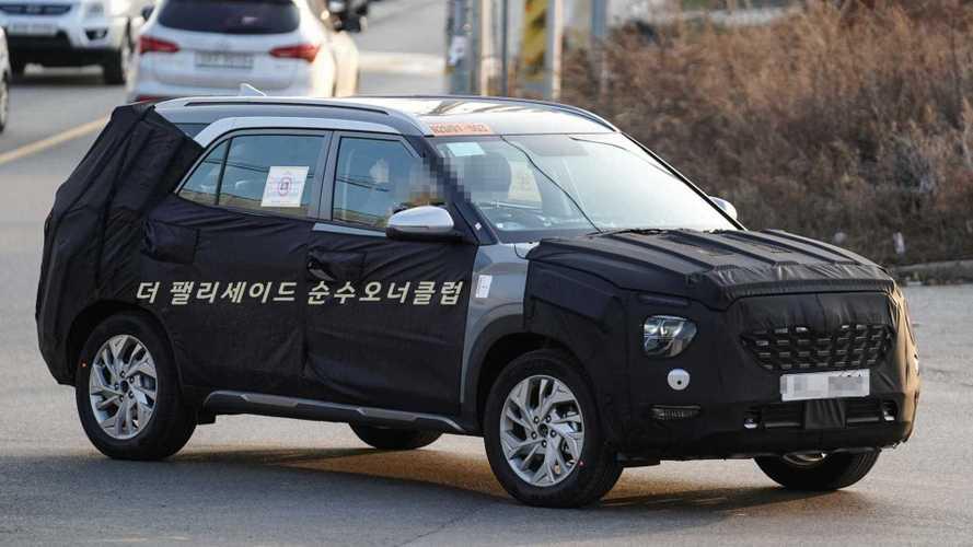 На тесты вышла удлиненная версия Hyundai Creta