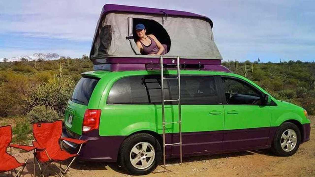 Dodge Grand Caravan Jucy Motorhome For Sale