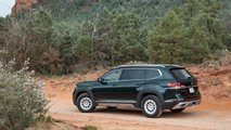 VW Atlas Basecamp Accessories