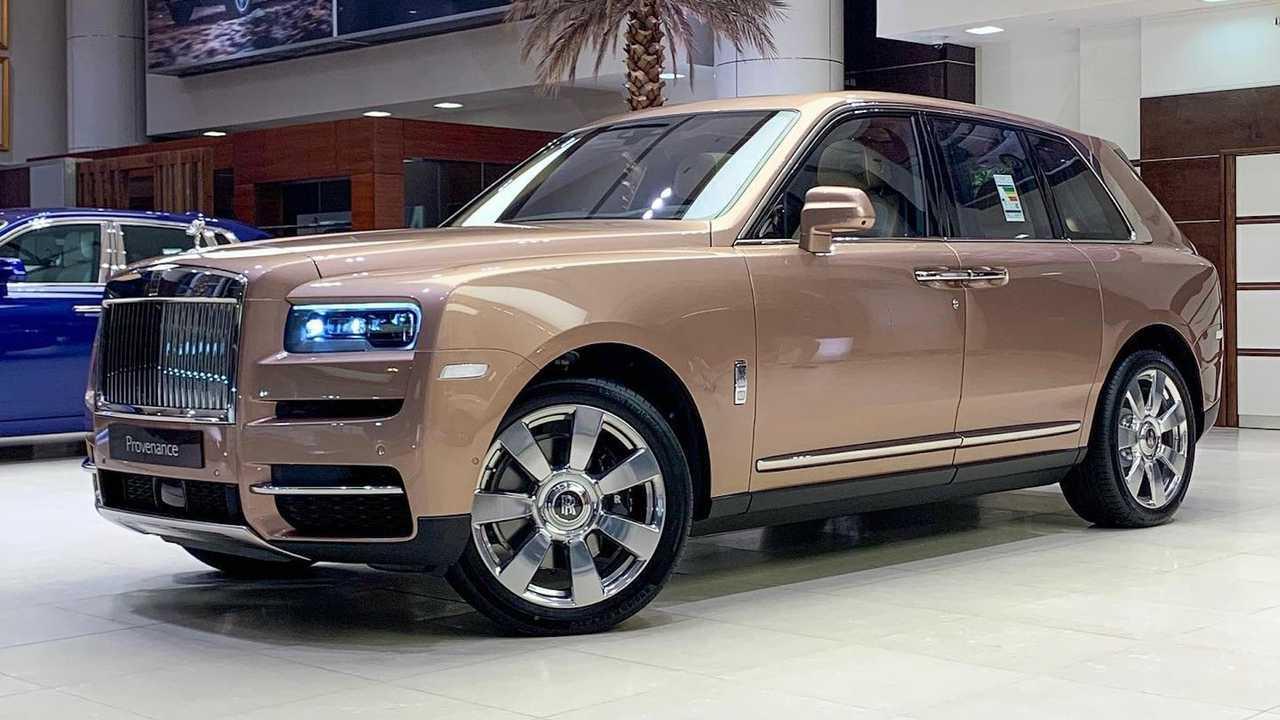 Petra Gold: Rolls-Royce