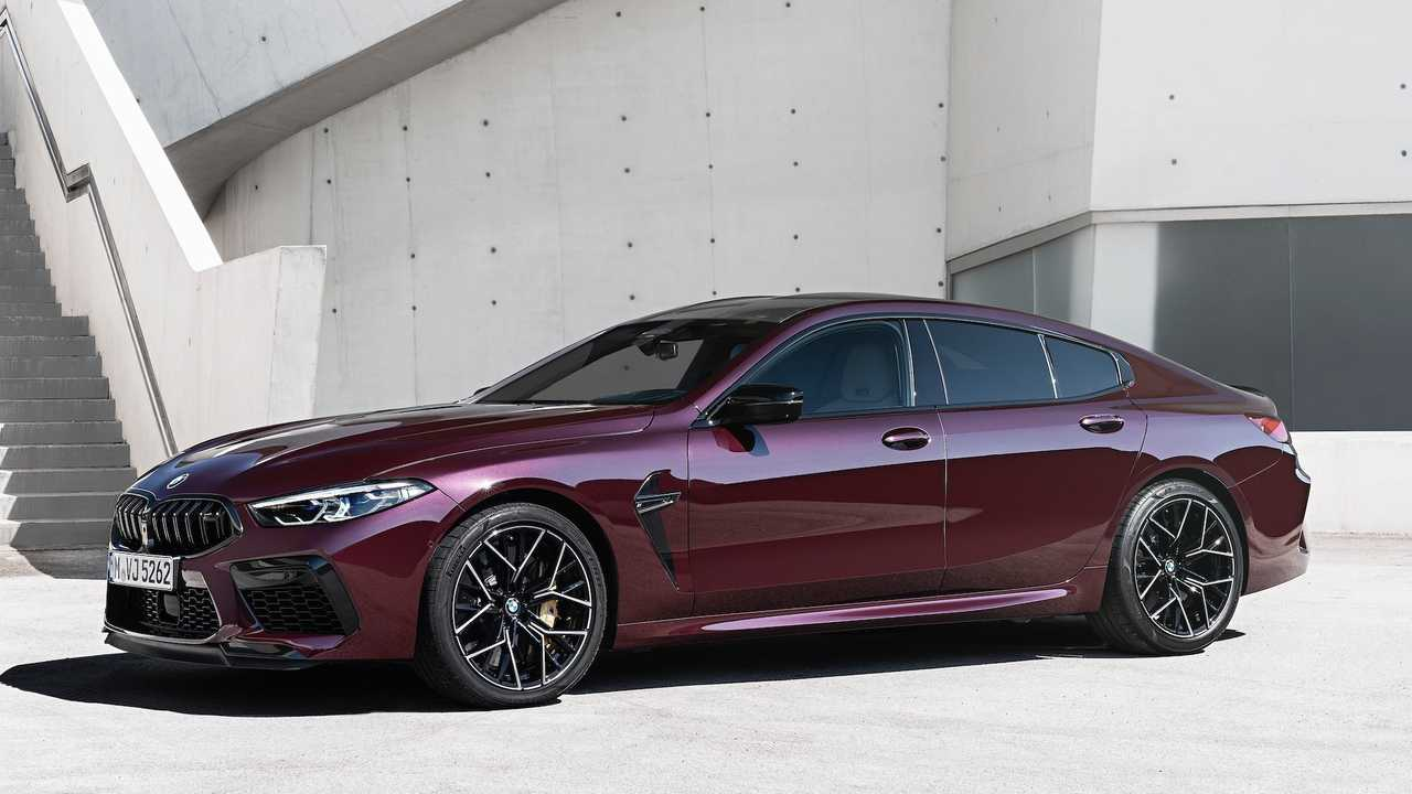 Ametrine Metallic: BMW