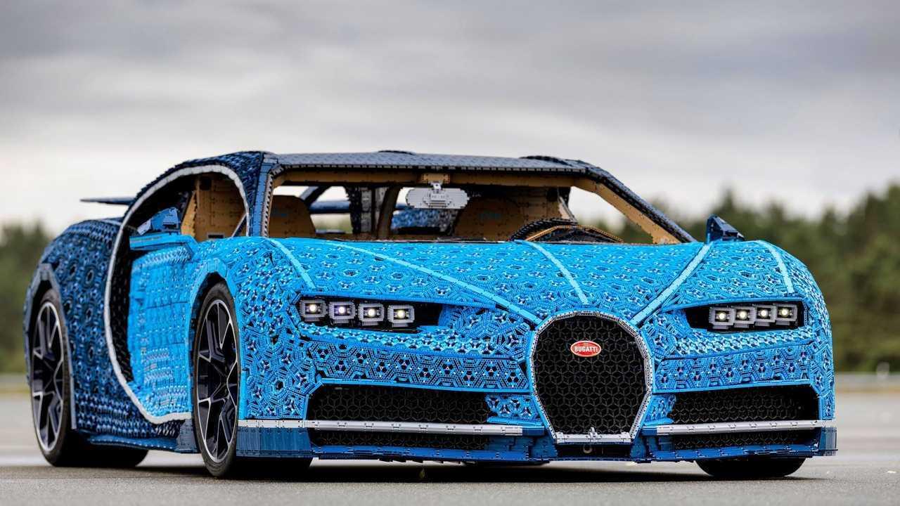 voiture LEGO